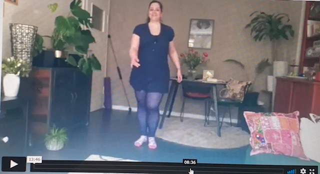 Home-Edition Move 'n Dance mit Anja (13:43 Minuten)