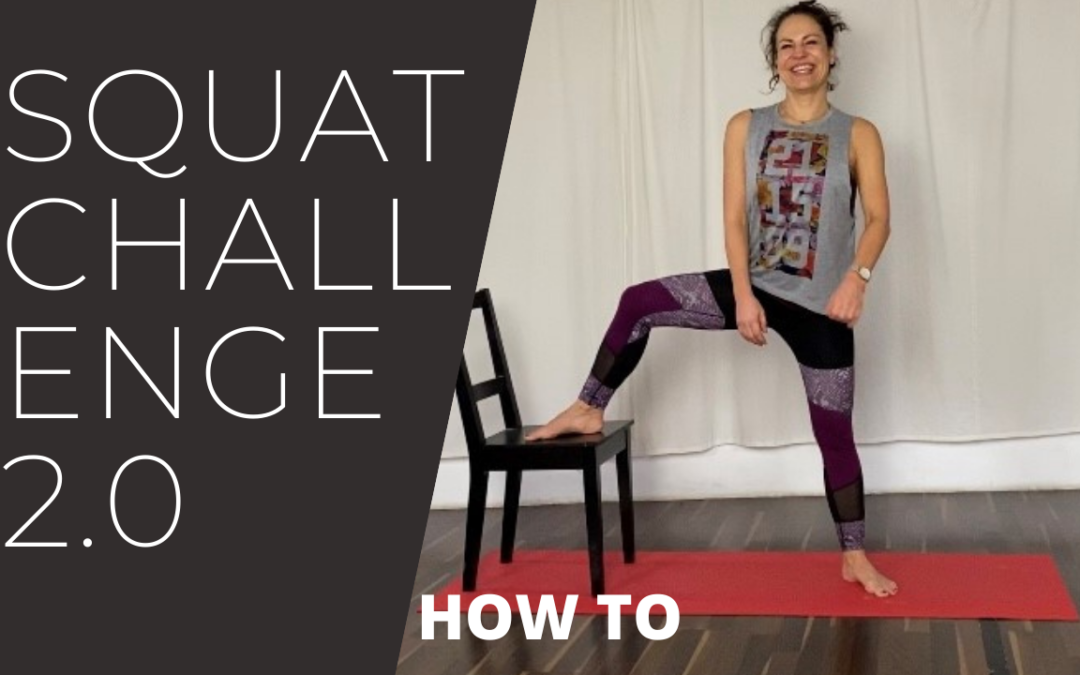 Squat-Challenge 2.0 (Erklär-Video)