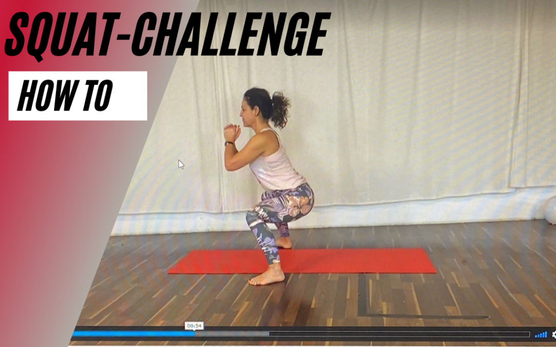 Squat-Challenge (Erklär-Video)