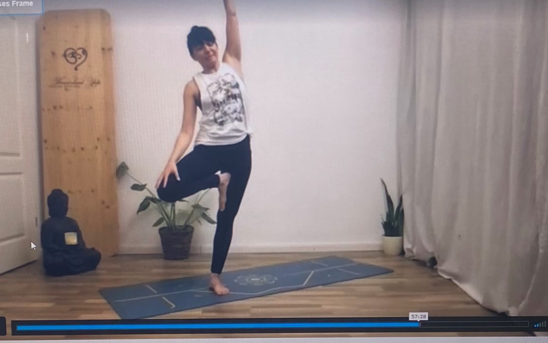 "Vinyasa Yoga ""Flowing Monkey"" mit Alice 07.04.21 (75 Minuten)"